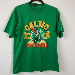 Other - Vintage Boston Celtics 1984 World Champions Shirt